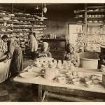 Herender Deutsche Nationalitätenselbstverwaltung: Schwäbische Frauen in der Herender Porzellanfabrik