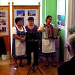 Geresdlaki énekesek / Sängerinnen aus Gereschlak