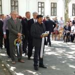 A mezőberényi németek kitelepítésére emlékeztek (Fotó: OPSKK)