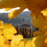 Blanka Anita Ruppert: Die Pfarrkirche St. Georg im Herbst