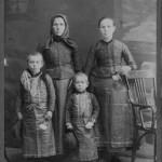 Sándor Óvári: Meine Urgroßmutter väterlicherseits und ihre Kinder