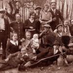 Máté Stegmayer: Zur Erinnerung an einem Picknick