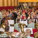 Újévi koncertet tartottak Szomódon / Neujahrskonzert in Sammet