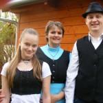 TrachTag Szajkon a Batka családnál / TrachtTag in Szajk bei Familie Batka