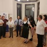 Táncház a Magyarországi Németek Házában 2018. november 21-én / Tanzhaus am 21. November 2018 im HdU