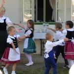 Die Tänzer aus dem Kindergarten (Foto: I. F.)