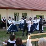 Die Tanzgruppe trug eine Josef Wenczl-Choreographie vor (Foto: I. F.)