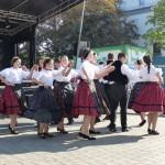 Die UBZ-Tanzgruppe