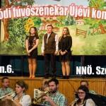 Újévi koncert Szomódon / Neujahrskonzert in Sammet
