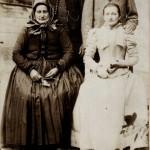 Klára Hideg: Familie Müller aus Warschad/Varsád um 1898