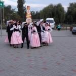 A Banat-Ja Tánccsoport műsora / Auftritt der Banat-JA Tanzgruppe