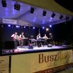 A Freddy Pfister Band koncertje  / Das Konzert der Freddy Pfister Band
