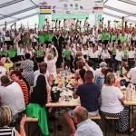 25 Jahre Jugendblasorchester Sóskút - Jubiläumskonzert