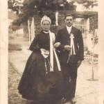 Nikolett Zsifkovics: Hochzeitsfoto meiner Ururgroßeltern